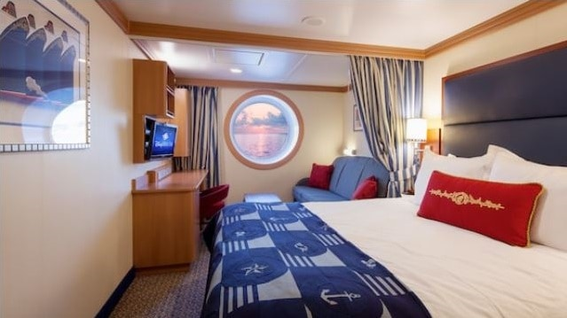 Disney Cruise Rooms With Bunk Beds